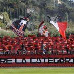 Seravezza – Lucchese 2 a 2: un punto amaro per i rossoneri