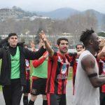 Savona – Lucchese 1 a 2: rossoneri in vetta alla classifica