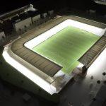 Svelato il progetto del nuovo Stadio Porta Elisa